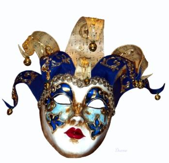 Mask with bells